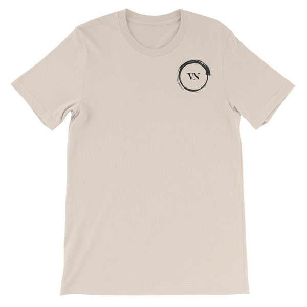 Visionary Nomad Logo Color Tee
