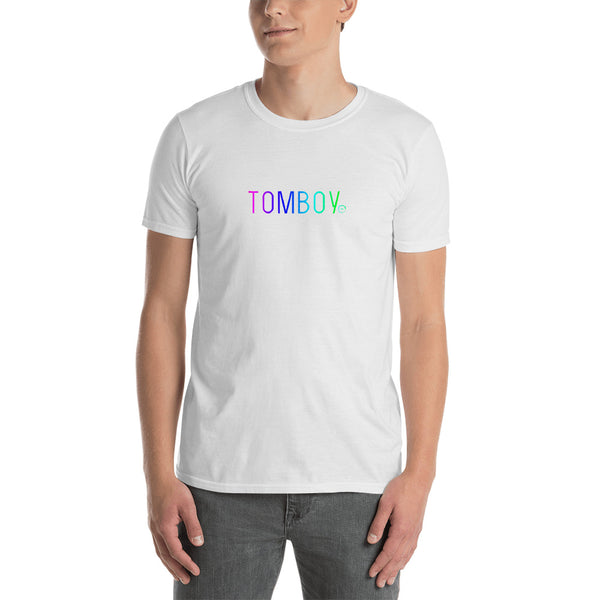 Pride Edition Tomboy Short-Sleeve Unisex T-Shirt