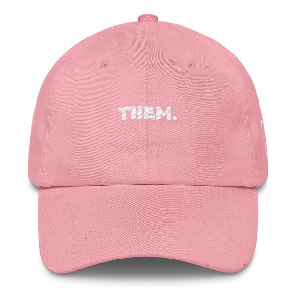 Them. Dad Cap