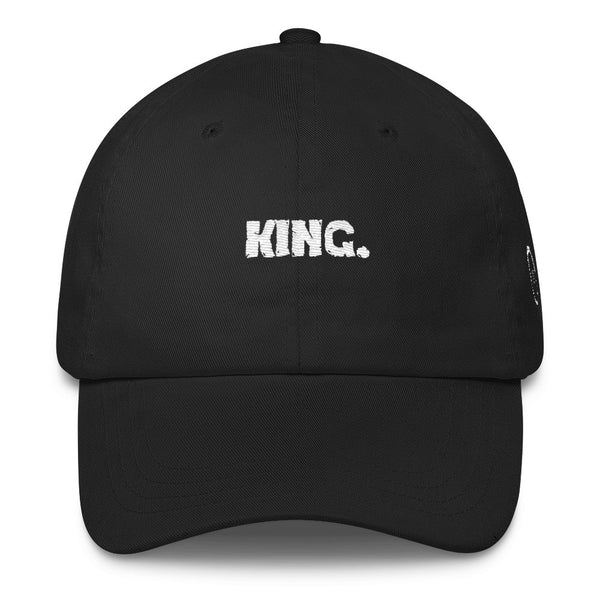 King. Dad Cap
