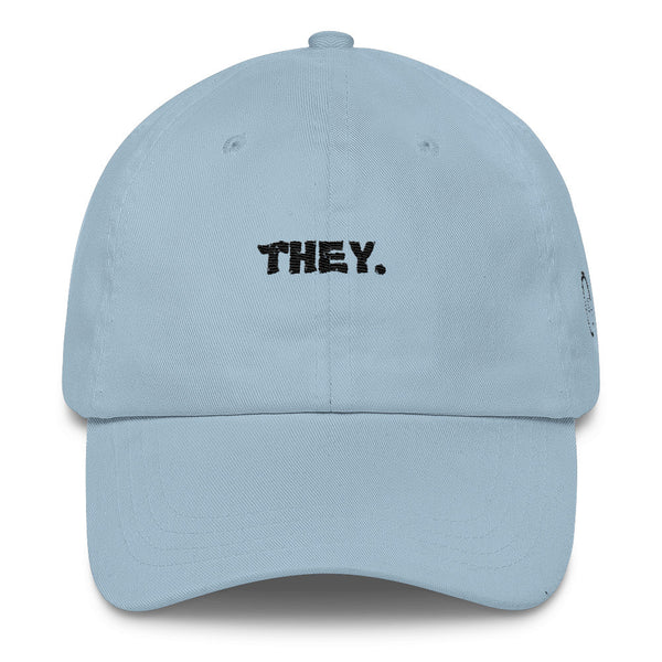 They. Dad Cap