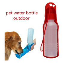 Dog Water Bottle  Travelling Portable Drinking