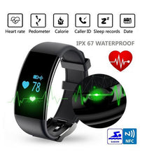 Teamyo D21  Heart Rate Monitor Smart Bracelet Waterproof  Watch