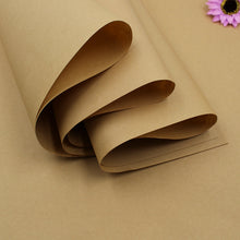 20pcs/lot Kraft Gift 76*52.5cm Brown Wrapping Papers
