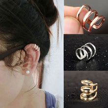 2pcs/lot  Ear Clip Cuff Wrap No Pierced