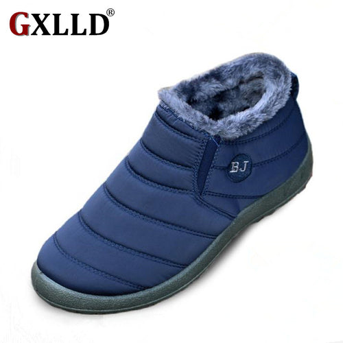 Womens Winter Warm  Boots Snow Boots Shoes Calf Warm Snow Fashion Plush 4 color