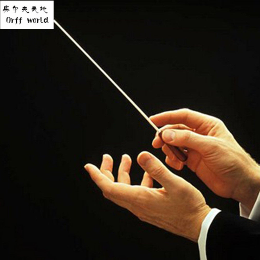 Orff World Music Concert Rhythm Band Director Conductor Baton 38.5cm