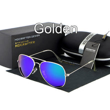 Men Polarized Mirror Glasses