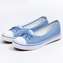 Women Loafers Shoes Breathable Women Flats Slip On Casual