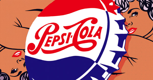 """Pepsi"" By The Pop Factory DG54"