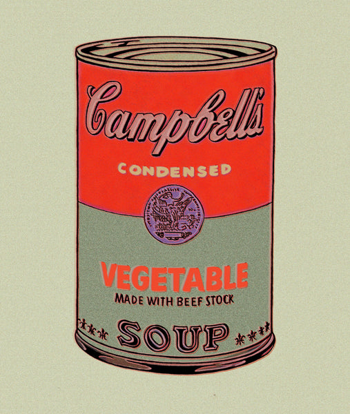 """Campbell's Soup"" By The Pop Factory DG45"