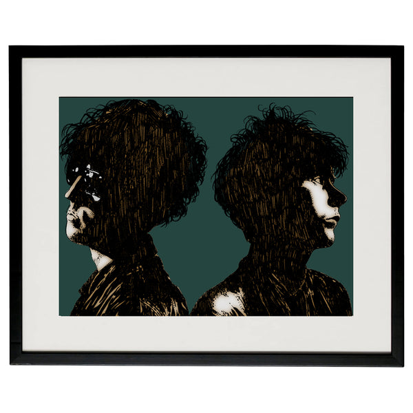 """Jesus and Mary Chain"" BY BRUTO DG113"