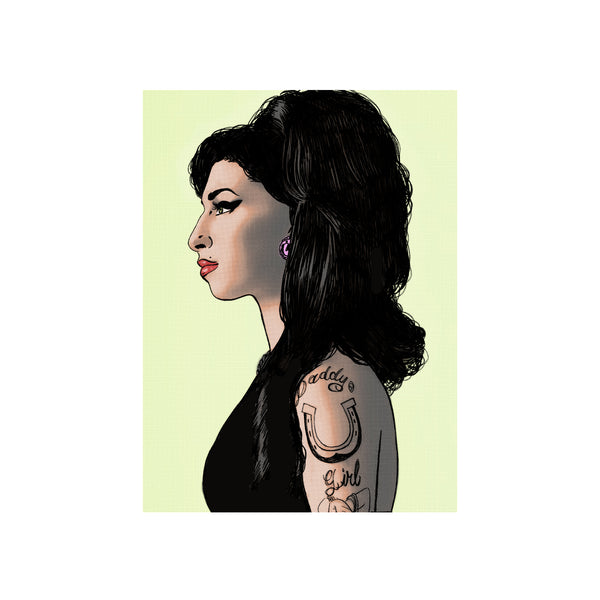 """Amy Winehouse"" BY BRUTO DG33"