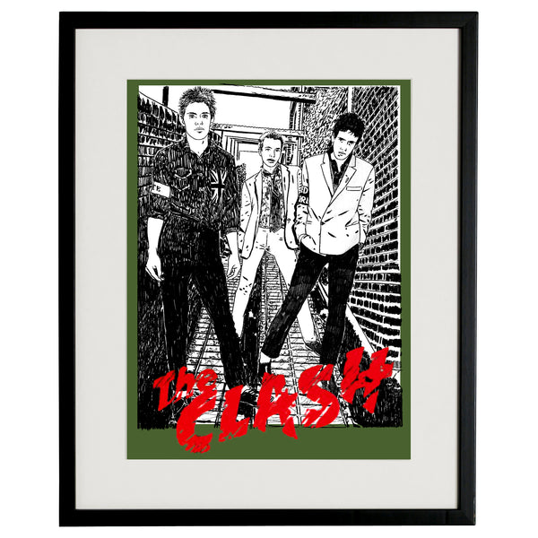 """The Clash"" BY BRUTO DG53"