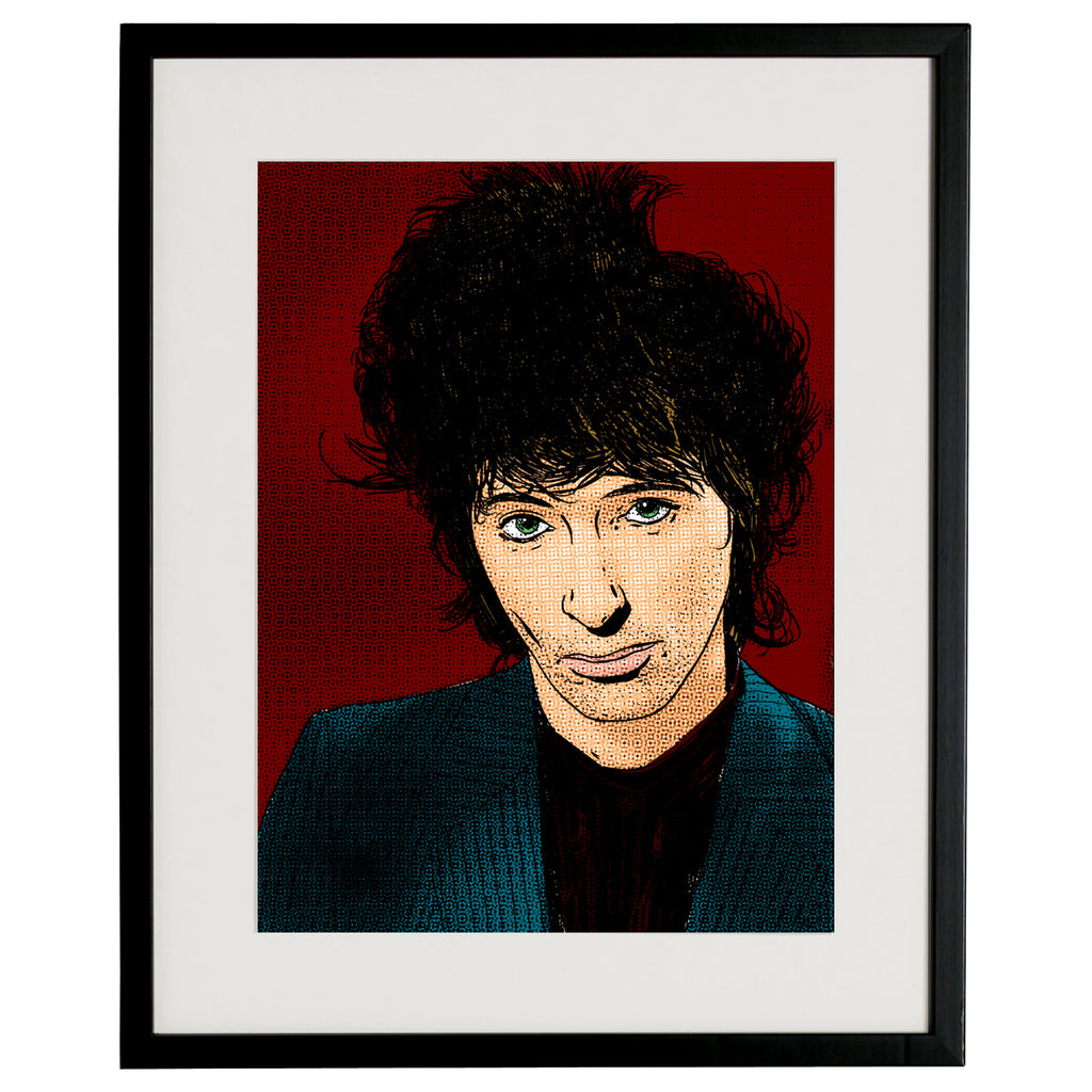 """Johnny Thunders"" BY BRUTO DG78"