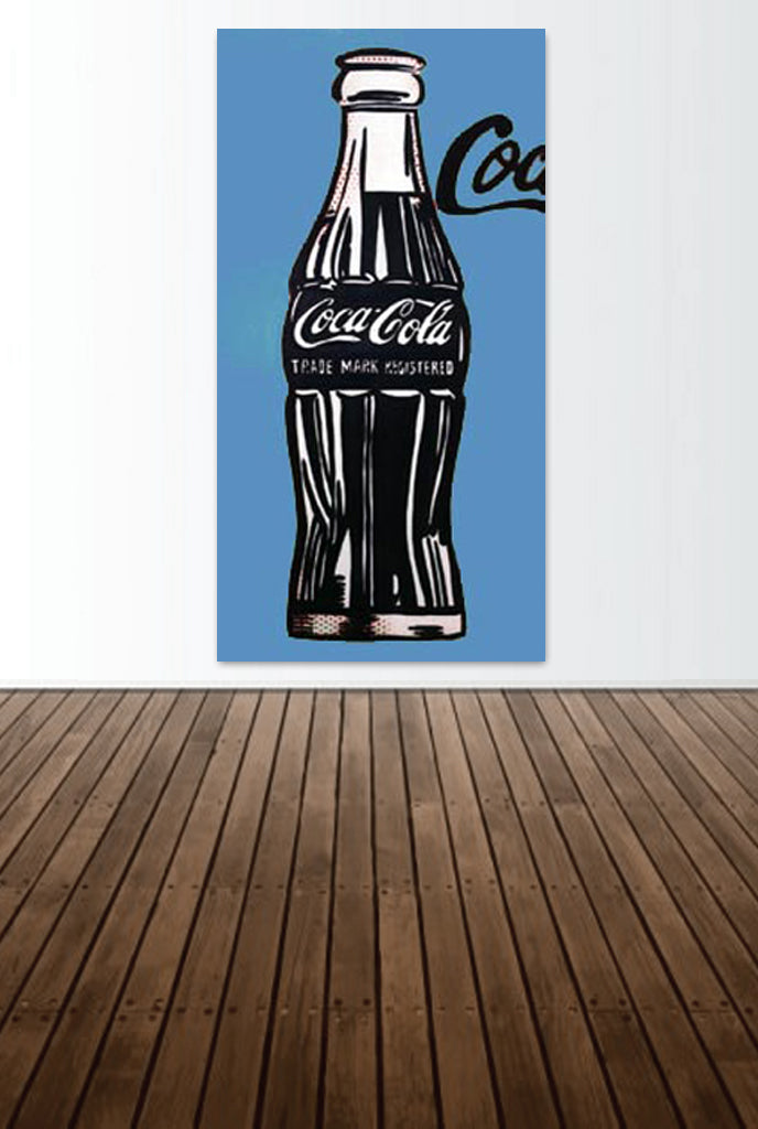 """Coca-Cola"" By The Pop Factory DG61"