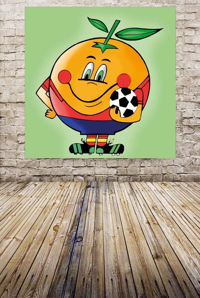 """Naranjito"" By The Pop Factory DG75"