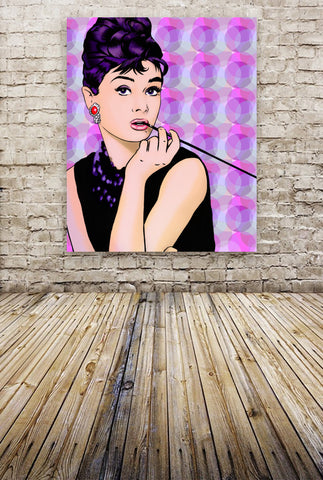 """Audrey"" By The Pop Factory DG36"