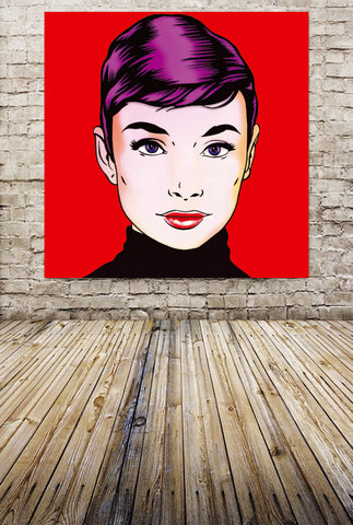 """Audrey"" By The Pop Factory DG31"