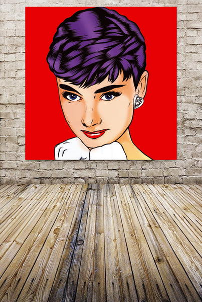 """Audrey"" By The Pop Factory DG27"