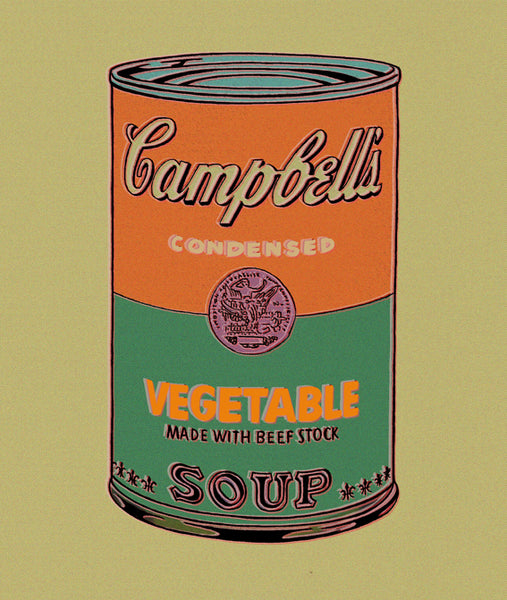 """Campbell's Soup"" By The Pop Factory DG49"