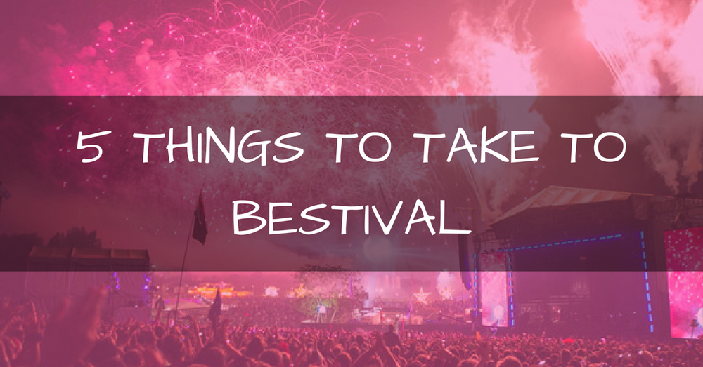 5 Things To Take To Bestival 2018