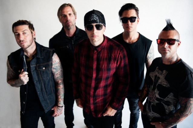 Avenged Sevenfold Download Festival Blog
