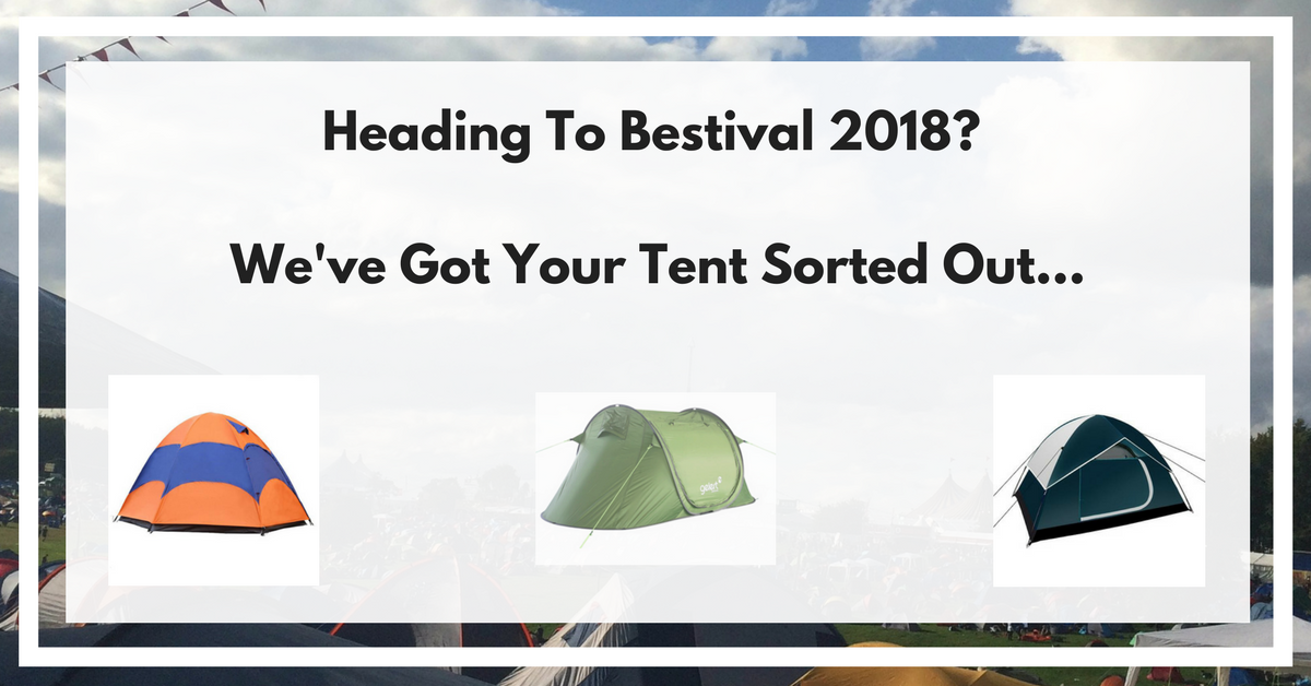 Bestival 2018 Tent Collection Promo