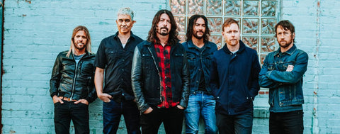 Foo Fighters Reading And Leeds 2018