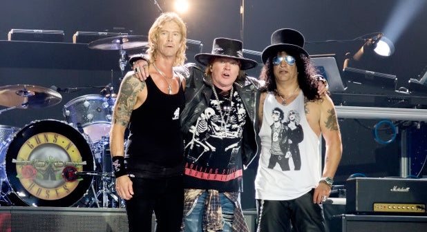 Guns N' Roses Download 2018