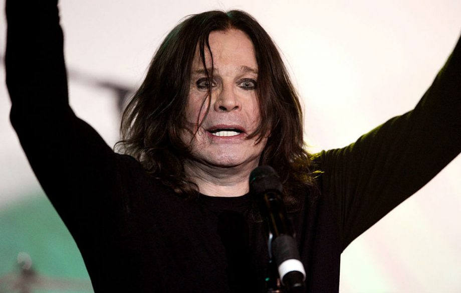 Ozzy Osbourne Download Festival Blog