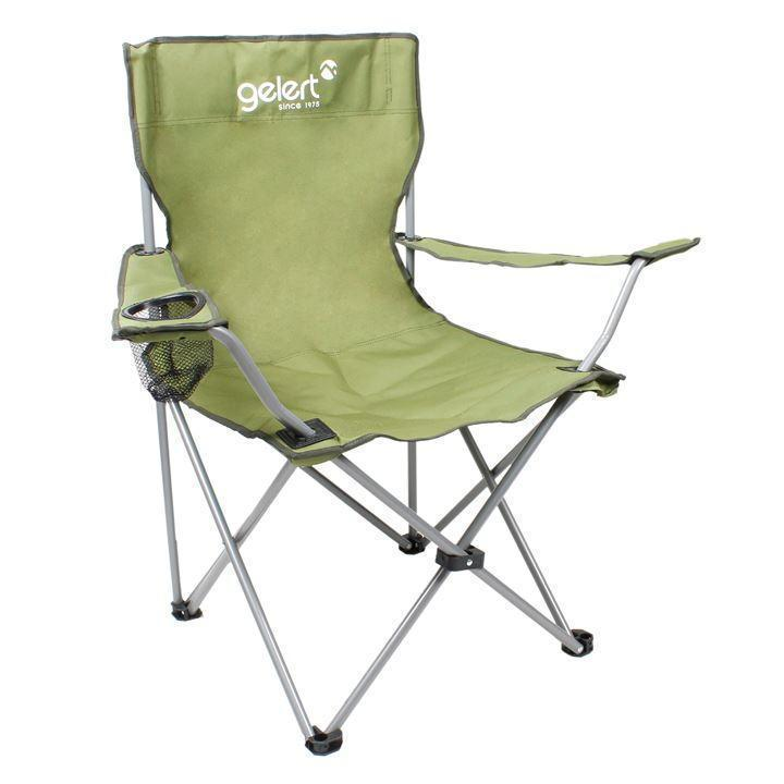 pockets chairs with folding luxury itm deluxe seat padded outdoor chair camping falcon