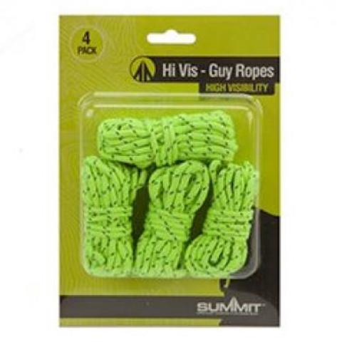 High-Vis Guy Ropes