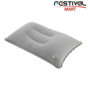 Inflatable Festival Camping Pillow Main