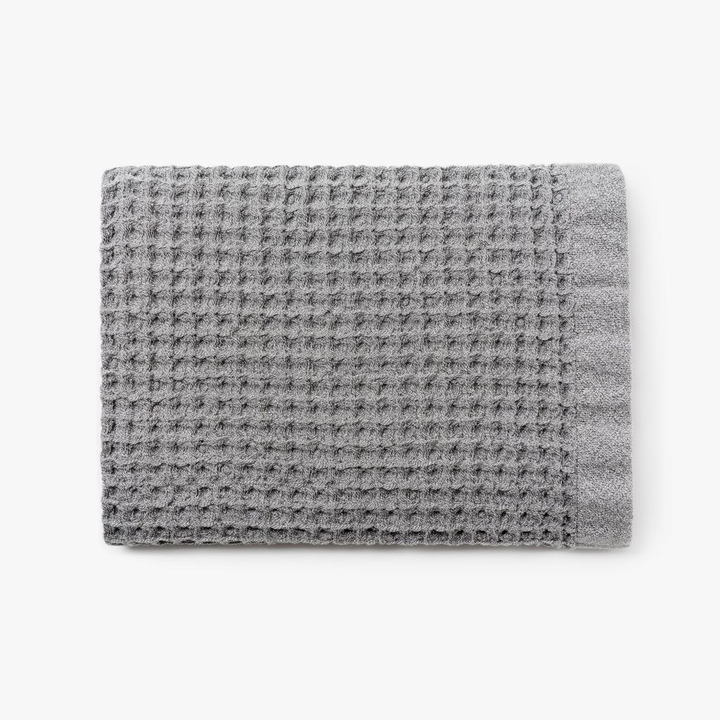 Onsen bath towel in cinder grey
