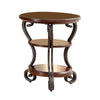 BM123039 May Transitional Style Side Table