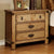 Pioneer Cottage Night Stand In Weathered Elm Finish - BM123268