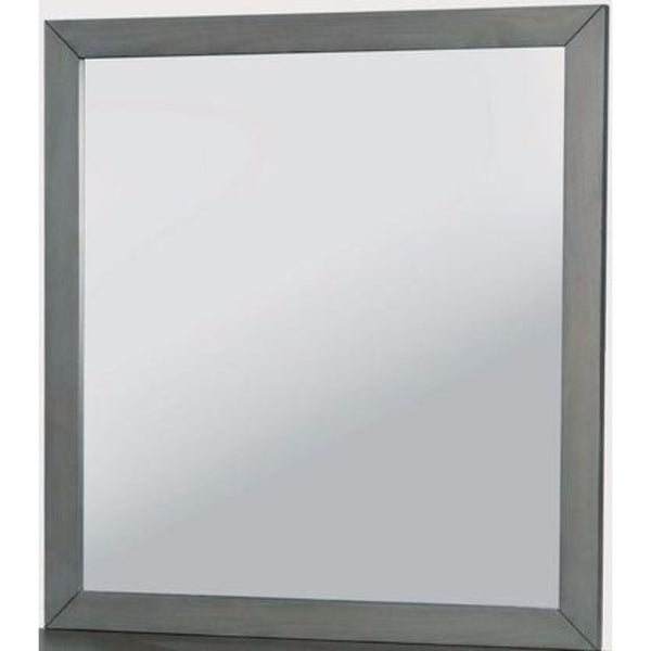 BM123541 Lennart Gray Rectangular Mirror