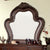 Castlewood Traditional Style Mirror , Cherry - BM123627