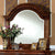 Bellagrand Luxurious Masterpiece Mirror , Antique Tobacco Oak - BM123702