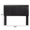 Villa Park II Queen Headboard, Espresso Finish - BM123740