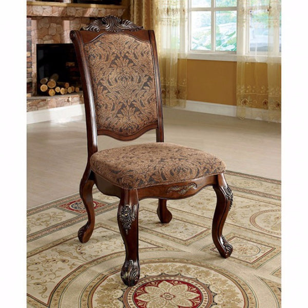 Cromwell Traditional Side Chair, Set Of 2 - BM131179