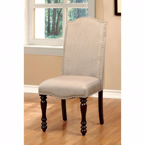 Hurdsfield Cottage Side Chair, Cherry Finish, Set Of 2 - BM131184