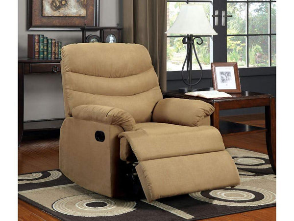 BM131423 Plesant Valley Transitional Recliner Chair With Microfiber, Multicolor