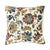 BM131579 Florra Contemporary Pillow, Multicolor, Set of 2, Small