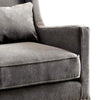 BM131954 Tomar Transitional Accent Chair With Gray Color