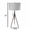BM148916 Dazzling Modern Style Floor Lamp, Brown