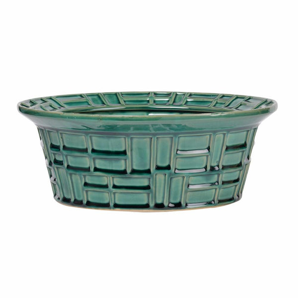 Abstract Pattern Green Bowl - BM145642