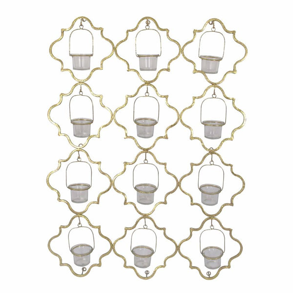 BM145738 Fancy Wall Candle Holder