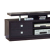 BM148731 Modern Style TV Stand With 4 Drawers And 2 Open Shelves